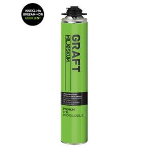 Graft - K Miljøskum 500ml