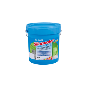 Skaffevare -Silancolor Paint Plus Hvit- 20 kg.sp.