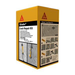 Sikadur Crack Repair Kit sett
