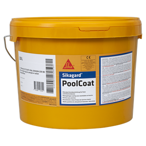 SV - Sikagard Poolcoat Adriaterblå - 10 ltr.sp. Be om pris