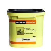 Weber ildfast mørtel